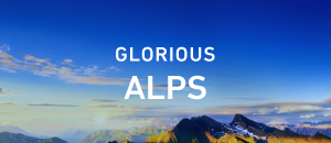 Glorious Alps