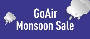 GoAir Monsoon Sale
