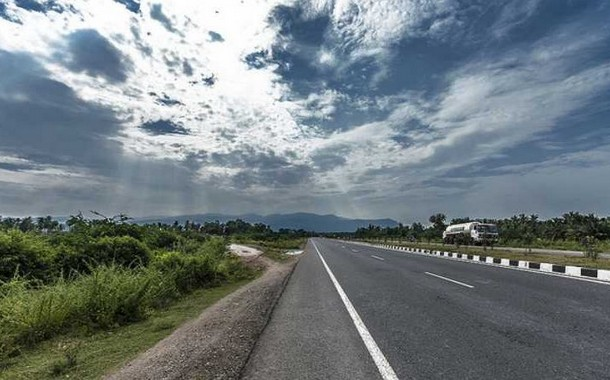 Golden Quadrilateral Highway, India