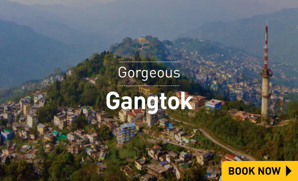 Gorgeous Gangtok