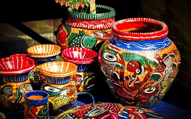 Handicraft Of West Bengal