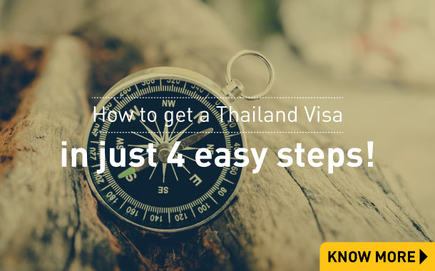 How to get a Thailand Tourist Visa