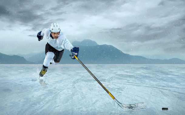 Ice Hockey in India