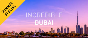Incredible Dubai