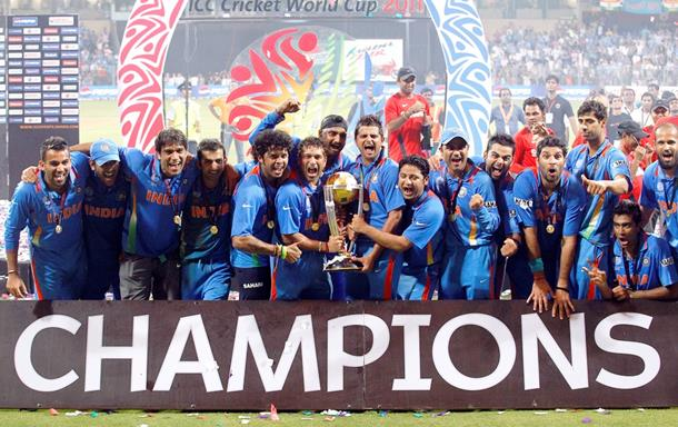 India World Cup, 2011 Champions