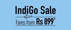 IndiGo Sale