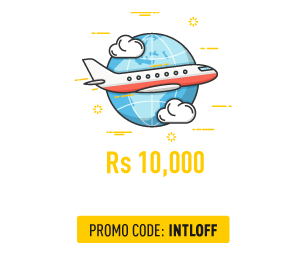 International Flights Offer