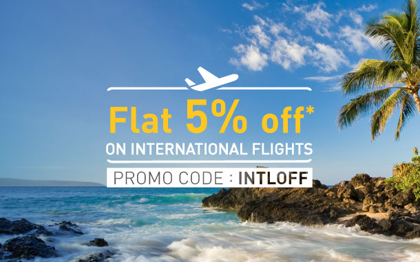 INTLOFF flight offer