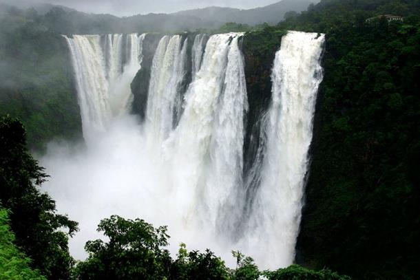 Jog Waterfalls, Karnataka