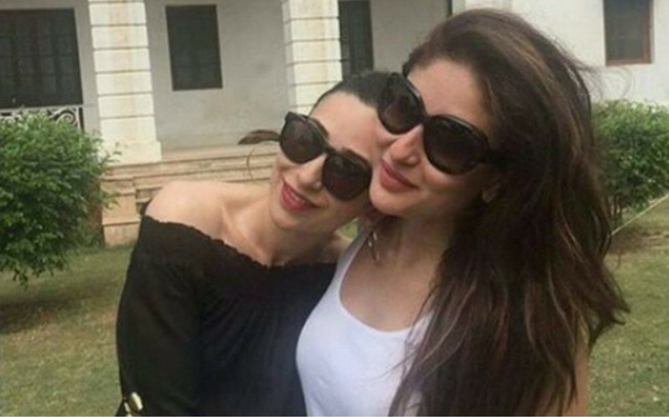 Kareena and Karisma Kapoor
