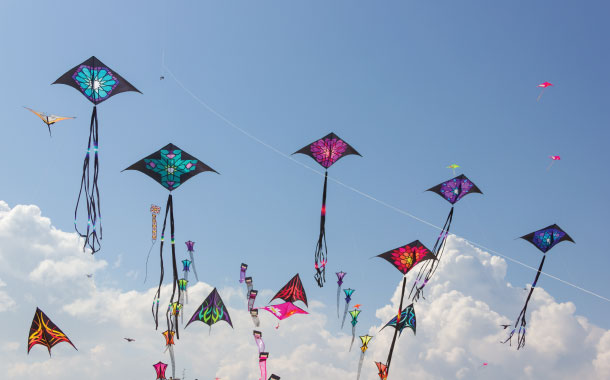 Gujarat International Kite Festival