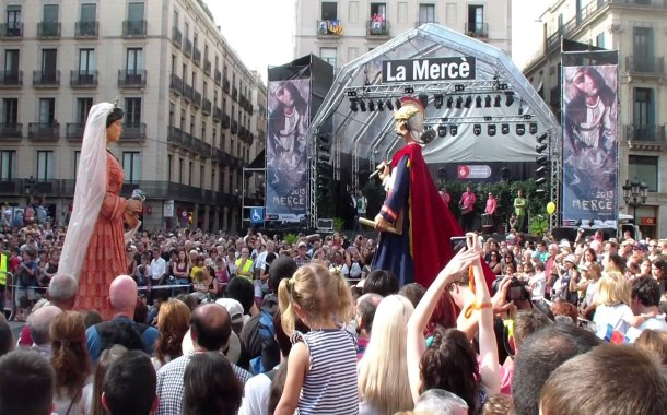 Hasil gambar untuk La Merce Festival