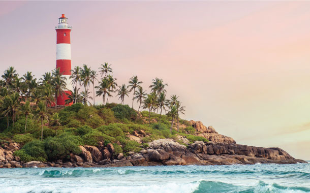Light House of Kovalam