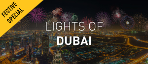 Lights of Dubai