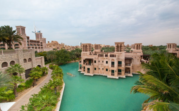 Luxury Hotels of Dubai