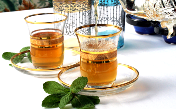 Maghrebi Mint Tea, Morocco