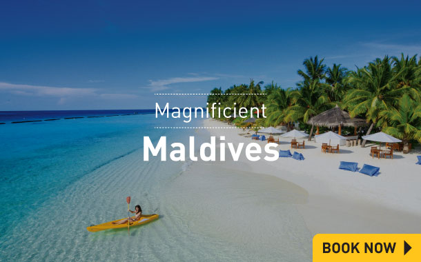 Magnificient Maldives