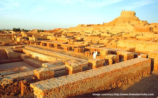 Mohenjo-daro - Mound Of The Dead Comes Alive