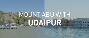 Mount Abu with Udaipur