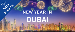 New Year in Dubai with Flights