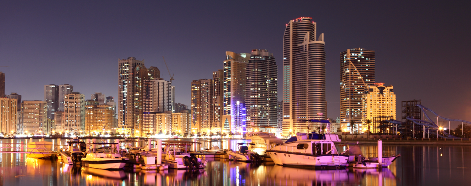 Nightlife in Sharjah