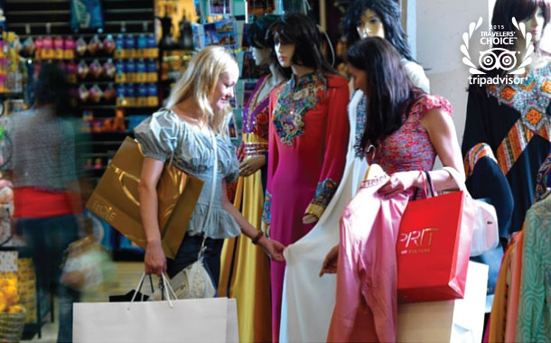Our ultimate guide to shopping in Dubai