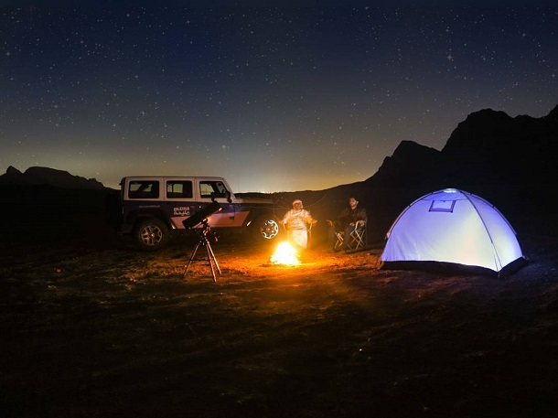 Overnight Camping