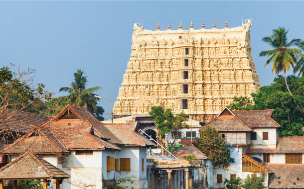 Padmanabhaswami Temple of Trivandrum