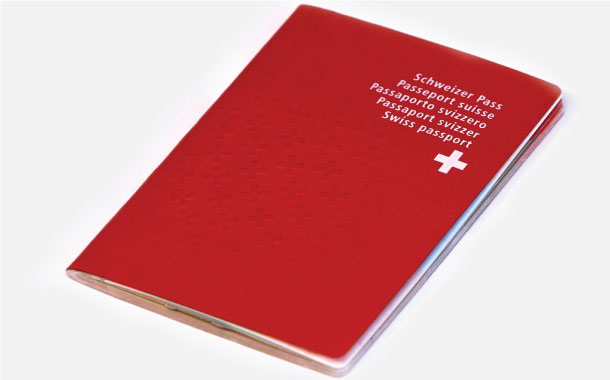 Passport of Switzerland