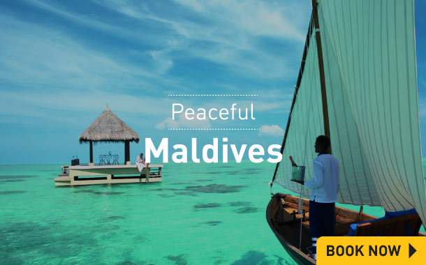 Peaceful Maldives