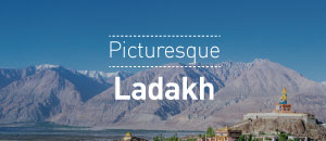 Picturesque Ladakh