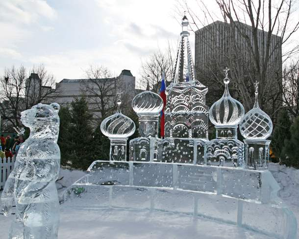 Quebec City Winter Carnival, Canada