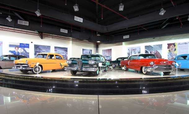Sharjah Car Museum