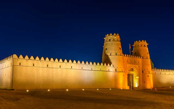 Sharjah Fort Museum