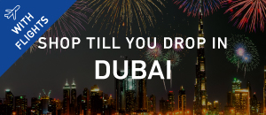 Shop Till You Drop in Dubai