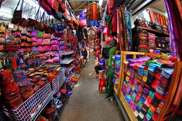 Shopping in Thailand