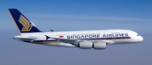 Special fares on Singapore Airlines