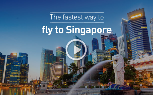 Singapore Visa in just 5 days