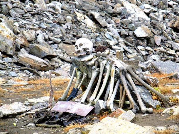 Skeleton Lake, Roopkund