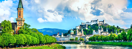 Sound of Music tour, Salzburg