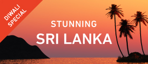 Stunning Sri Lanka - Group departure