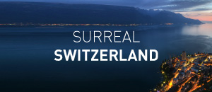 Surreal Switzerland