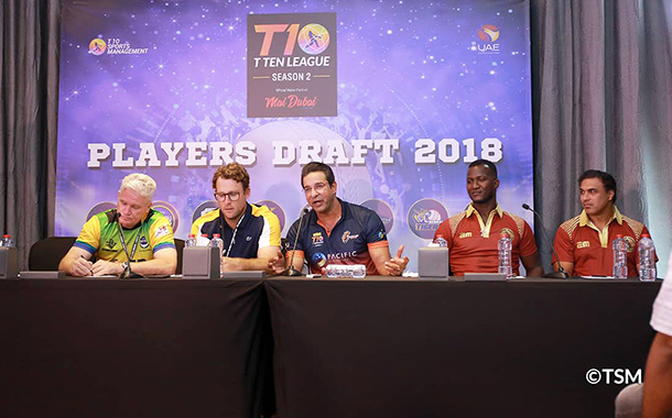 T10 Cricket League Sharjah
