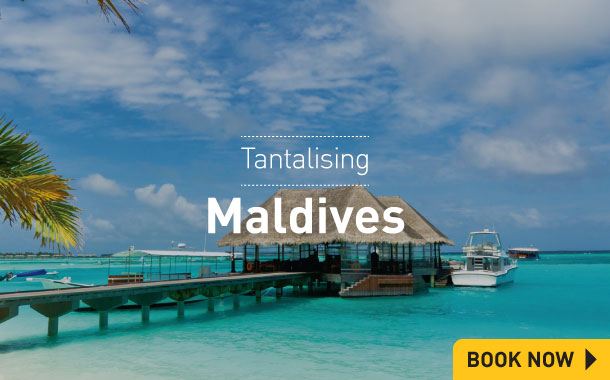 Tantalizing Maldives