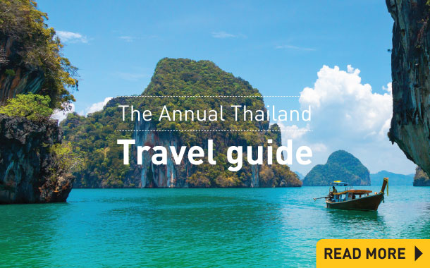 The Annual Thailand Travel Guide