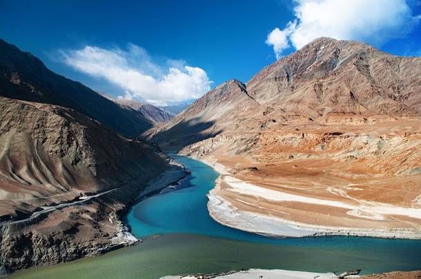 The mysterious land of Ladakh