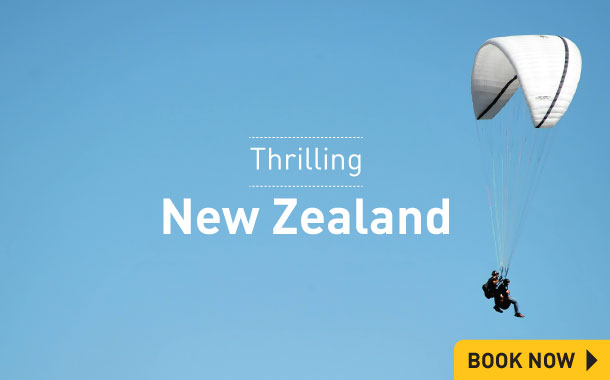 Thrilling New Zealand