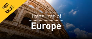 Treasures of Europe