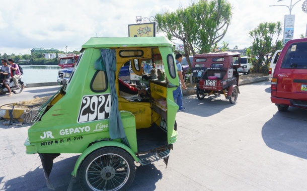 Tricycles, Philippines