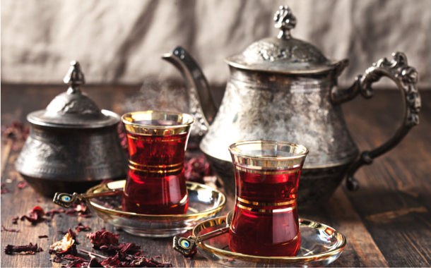 Turkey Tea, çay
